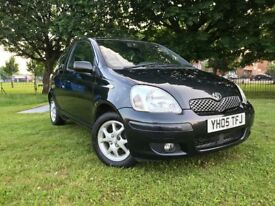 2005 TOYOTA YARIS 1.3 VVTI MANUAL ** 76000 MILES *** EXCELLENT