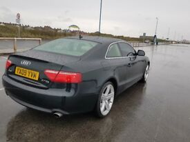 Audi a5 coupe 2009