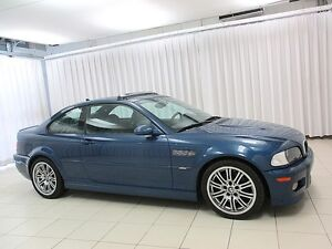 2002 BMW M3 2DR COUPE