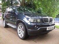 BMW X5 3.0 d Sport 5dr 1 OWNER CAR FORM NEW ++ BUY WITH CONFIDENCE FROM AA APPROVED GARAGE