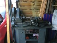 Myford ML7 Model Engineering Lathe Variable speed drive fitted