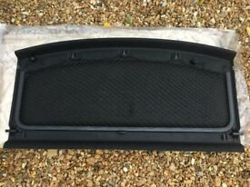 Rare Genuine VW Golf MK5/Mk6 Parcel Shelf with Storage Net GTI TDI GTD R32 R Bluemotion 2004-2013