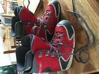 DC Snowboarding boots, size 10