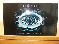 X Files: Box Set Series 1 -9 plus X Files movie