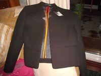 New Ladies Black Jacket (size 12) made By Atmosphere and Still With Label