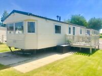 Caravan for sale at Tattershall Lakes Country Park in Lincolnshire near the beach