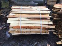 Bundles of 4 foot firewood £15 from Milverton Sawmills