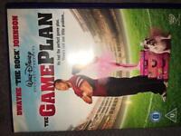 The Game plan (dvd movie)
