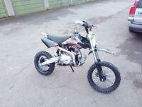 brand new 110cc pitbike