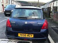 Suzuki swift 56 plate
