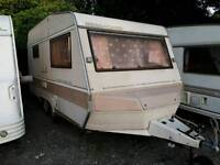 Bessacar 1992 2 berth in good condition fall awning