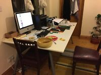 Desk or multipurpose Table ,195 x 110 cm , London NW21DY