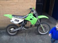 Kx 80 spare or repair won't gone to day