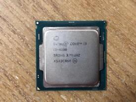 Intel Core i3-6100 6th gen 3.7 GHz