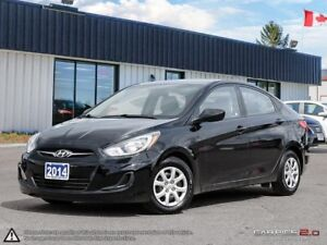 2014 Hyundai Accent GL,ECO MODE,B.TOOTH,HEATED SEATS