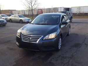 2013 Nissan Sentra 100000 Kms With bluetooth