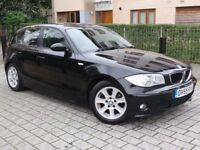 BMW 1 Series 2.0 118d Sport 5dr£2,995 p/x welcome 12 MONTHS NATIONWIDE WARRANTY