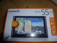 Garmin Nuvi SatNav - brand new