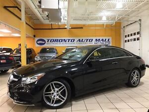 2014 Mercedes-Benz E-Class E350 4MATIC+AMG PKG+NAVI+CAMERA+PANOR