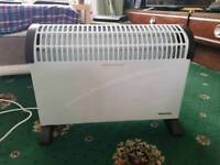 Daewoo convector 2000w heater ×2 boxed