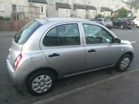 Nissan Micra Automatic very low miles CHEAP CAR
