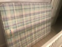 immaculate double mattress