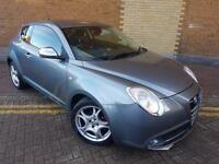 ALFA ROMEO MITO 1.4 16V 105 Distinctive 3dr (grey) 2012