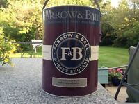 Farrow and Ball No 90 Chinese Blue emulsion