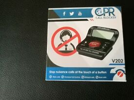 Brand New CPR V202 Call Blocker