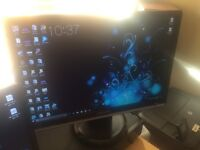 "Samsung Syncmaster 226BW PC monitor 22""- excellent condition"