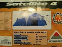 large family dome tent (satellite 4)