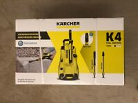 Karcher K4 Full Control pressure washer - Brand new in box
