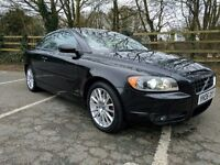 VOLVO C70 HARDTOP CAB - RARE T5 MANUAL - FSH - LOVELY