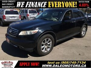 2007 Infiniti FX35 3.5L | YOU SAFETY, YOU SAVE