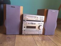 Sony DCH-333 CD/Mini Disc Hifi