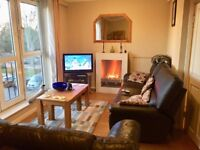 Double Furnished Bdrm All Bills inc + wkly cleaner who irons £820