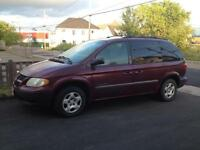 2001 Dodge Caravan Best Offer