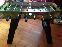Childrens Football Table Game