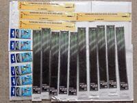 JOBLOT OF 30 BRAND NEW PRE-TIED CARP RIGS