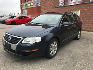 2007 Volkswagen Passat 2.0T - ONE OWNER - SAFETY & WARRANTY INCL