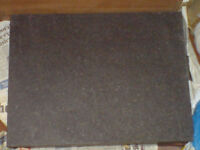 """Engineers granite surface plate large 24""""x18""""plus other tools"""
