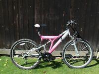Oriana Girls/ladies Mountain Bike