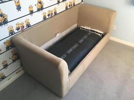 2 seater Sofa bed / double bed