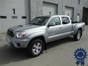 2015 Toyota Tacoma TRD Sport-Backup Cam-Heated Seats-22,867 KMs