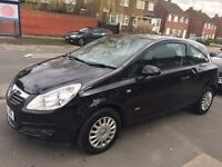 VAUXHALL CORSA 1.3 CDTI DIESEL - £10 GIVES 90 MILES - £30 TAX