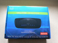 Cisco E1000 Wireless-N Router