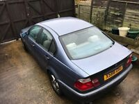 Bmw 316i swap for LHD