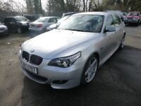 BMW 530D - IRZ5797 - DIRECT FROM INS CO