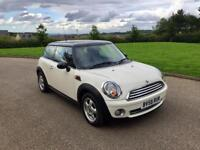 MINI HATCH 1.6 COOPER 2008 (58) 12 MONTHS MOT FULL SERVICE HISTORY !!! ONE OWNER FROM NEW !!!
