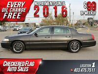 2005 Lincoln Town Car Signature Limited W/ Heated Leather-Sunroo
